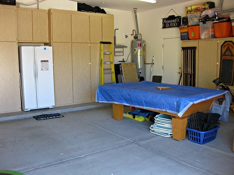 Organized Garage - After