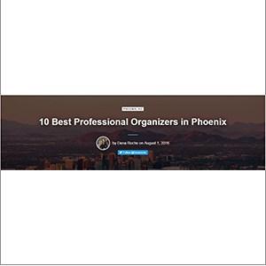 best organizers