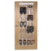 Over the Door Shoe Organizers, Not Just for Shoes!